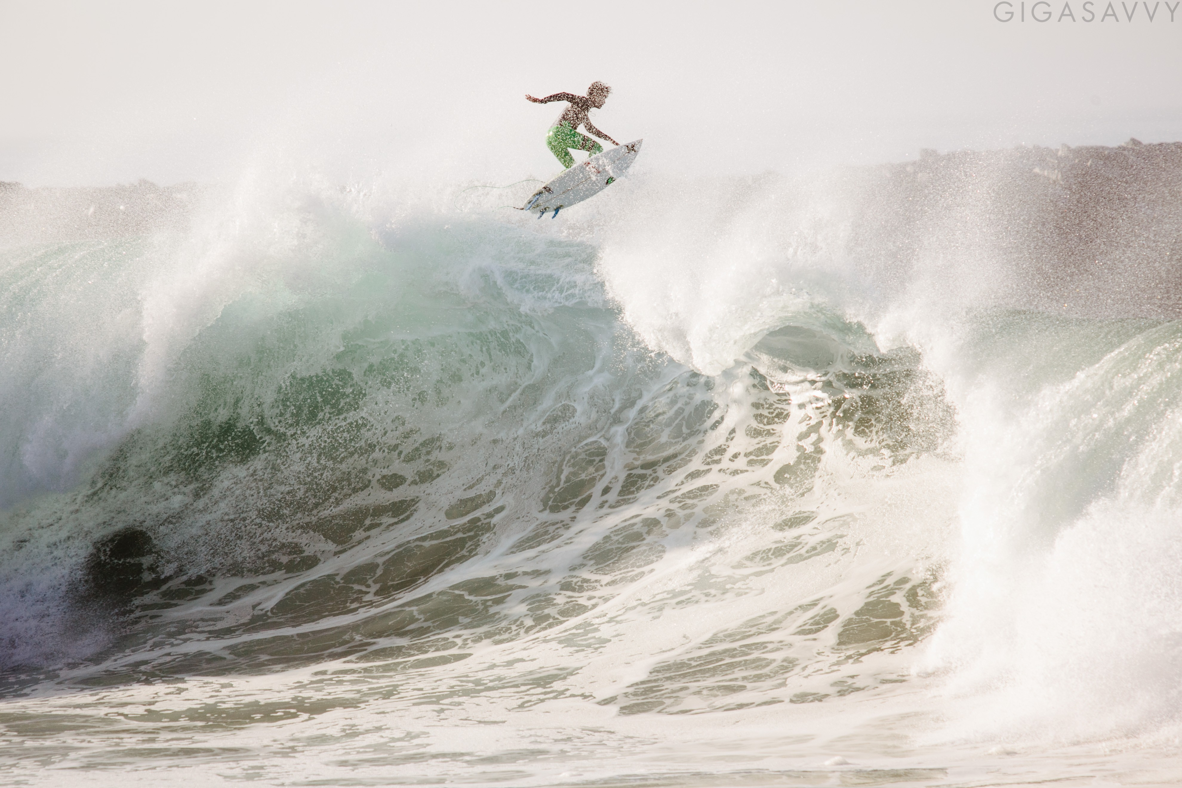 Gigasavvy The Wedge August 2014 Surfer