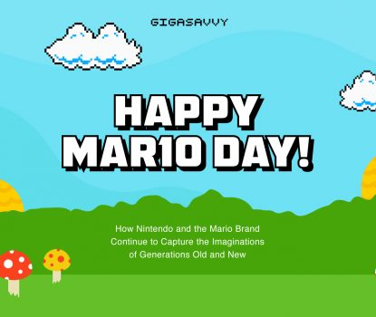 Mario Day-Blog Header