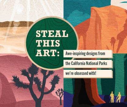 National Park Week Inspiring Designs Blog Header