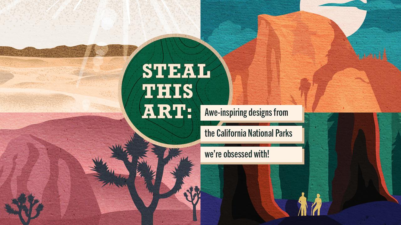 National Park Week Inspiring Designs Blog Header