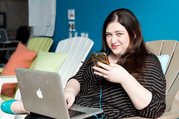 Alyson Blogging for PR