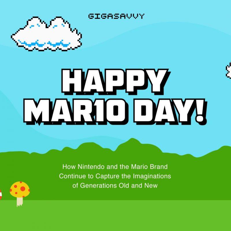 Mario Day-Blog Header