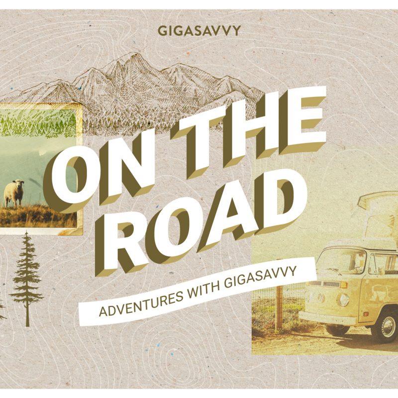 Gigasavvy Road Trip Blog Header Hero