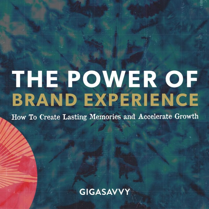 The Power of Brand Experience How To Create Lasting Memories and Accelerate Growth Blog Hero Image
