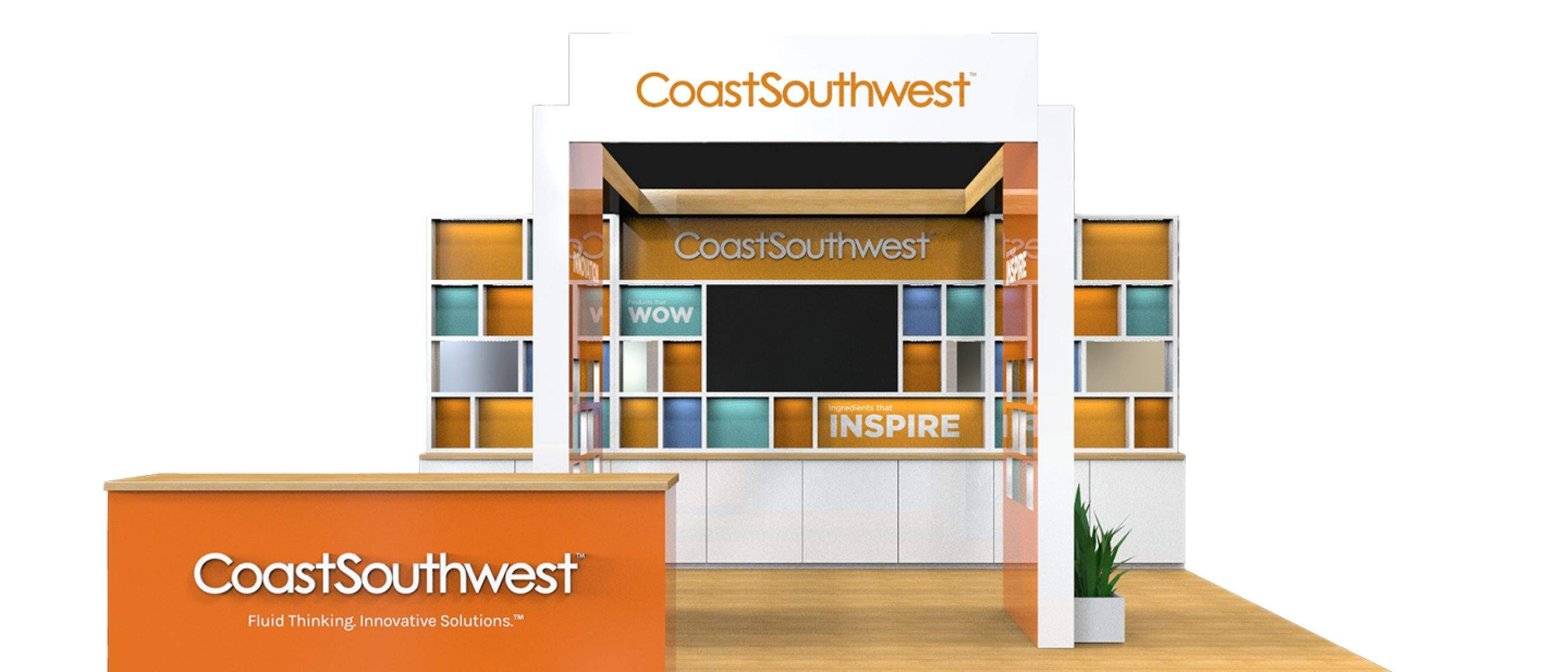CSW Tradeshow Booth
